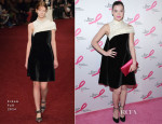 Hailee Steinfeld In Erdem -  The Breast Cancer Research Foundation 2014 Hot Pink Party