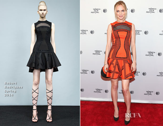 Heather Graham In Robert Rodriguez - 'Goodbye To All That' Tribeca Film Festival Premiere