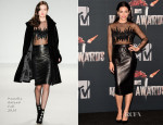 Jenna Dewan-Tatum In Pamella Roland - MTV Movie Awards 2014