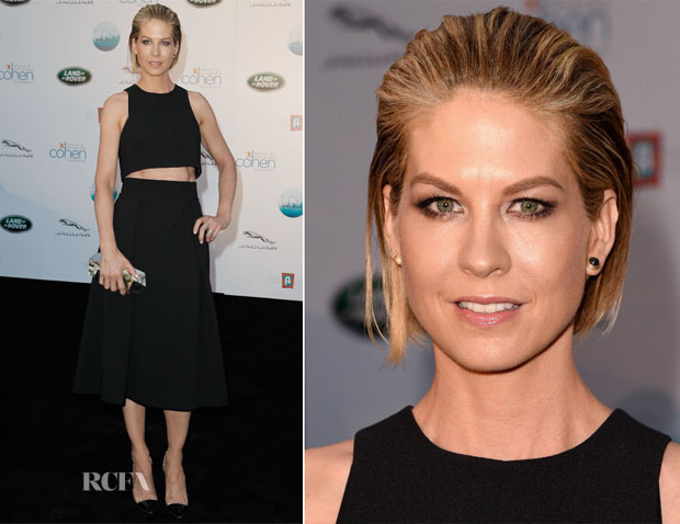 Jenna Elfman In Black Halo - PS ARTS Presents LA Modernism Opening Night