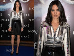 Jennifer Connelly In Louis Vuitton - 'Noah' Paris Premiere