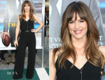 Jennifer Garner In Max Mara - 'Draft Day' LA Premiere