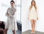 Jennifer Lopez In H&M Conscious Collection - 'American Idol Season 13: Top 8 To 7′ Live Show