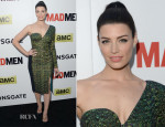 Jessica Pare In Antonio Berardi  - 'Mad Men' Season 7 LA Premiere