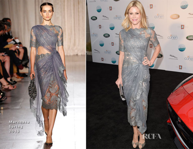 Julie Bowen In Marchesa - P2