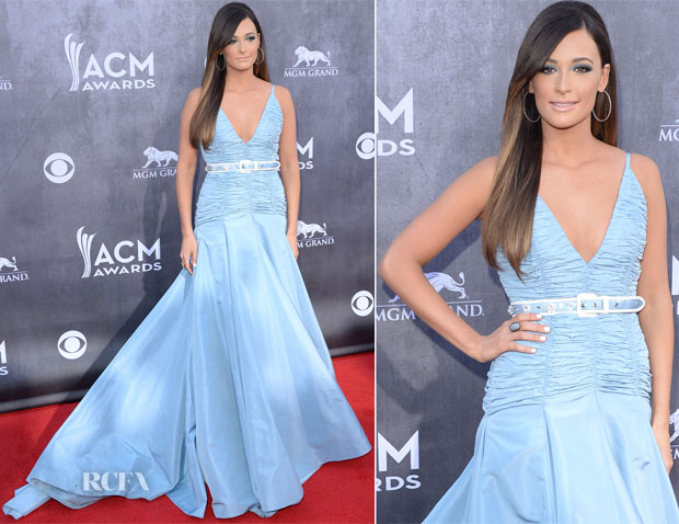 Kacey Musgraves In Miu Miu  - ACM Awards 2014