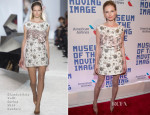 Kate Bosworth In Giambattista Valli Couture - Moving Image's 28th Annual Salute Honouring Kevin Spacey