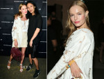 Kate Bosworth In H&M and H&M Conscious Collection - Alexander Wang X H&M Coachella Party