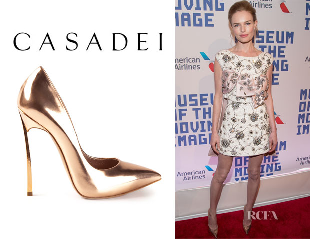 Kate Bosworth's Casadei High Heel Pumps