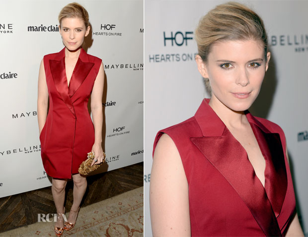 Kate Mara In Christian Dior - Marie Claire Celebrates May Cover Stars