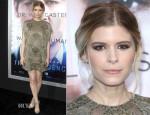Kate Mara In Valentino -  'Transcendence' LA Premiere