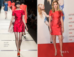 Kate Upton In Fendi - 'The Other Woman' Munich Premiere