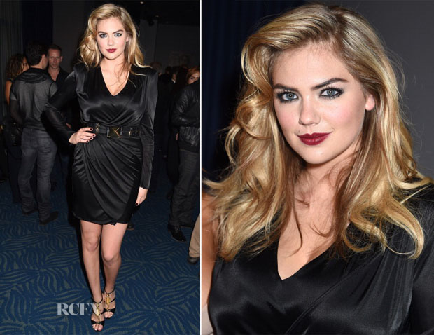 Kate Upton In Versace - MTV Movie Awards 2014