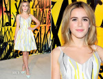 Kiernan Shipka In Preen - Jimmy Choo's CHOO.08˚Launch