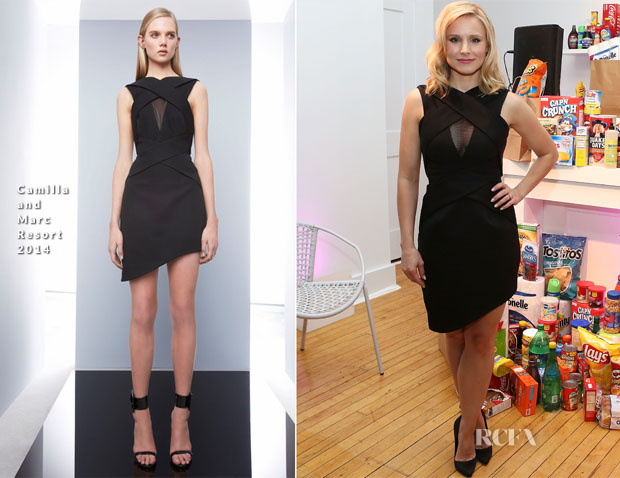 Kristen Bell In Camilla and Marc - American Express #EveryDayMoments Event