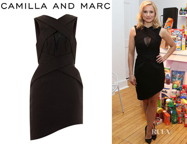 Kristen Bell's Camilla and Marc 'Meridian' Dress