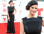 Laura Pausini In Giorgio Armani - 2014 Billboard Latin Music Awards