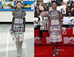 Lupita Nyong'o In Chanel - MTV Movie Awards 2014