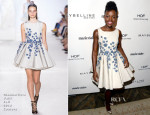 Lupita Nyong'o In Giambattista Valli Couture - Marie Claire Celebrates May Cover Stars