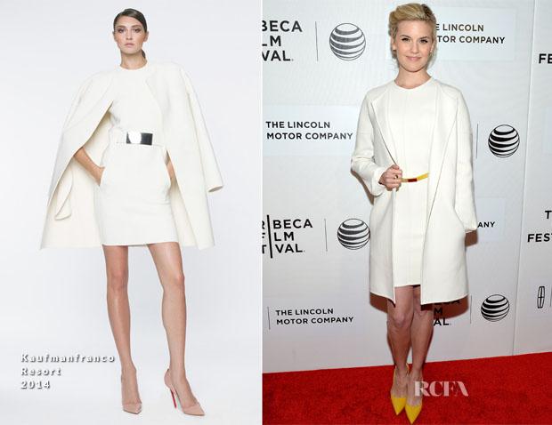 Maggie Grace In Kaufmanfranco - 'About Alex' Tribeca Film Festival Premiere