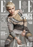 Miley Cyrus For Elle's 'Women In Music' May 2014 Issue