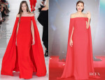 Nong Poy In Ralph Lauren - 33rd Hong Kong Film Awards