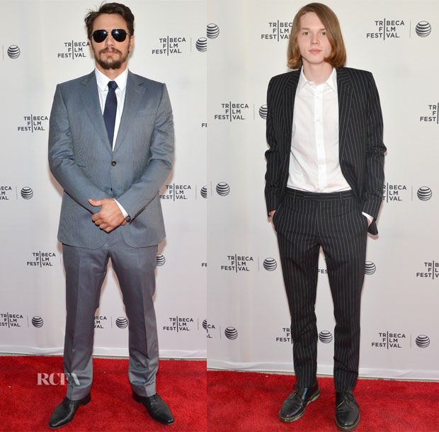 'Palo Alto' Tribeca Film Festival Premiere Menswear Roundup