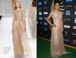 Priyanka Chopra In Monique Lhuillier - IIFA Awards
