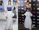 Rebecca Lim In Giambattista Valli Couture - 2014 Star Awards