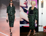 Rita Ora In Marni - Rita Ora At Rimmel London Press Preview