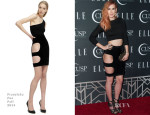Rumer Willis In Franziska Fox - ELLE's 5th Annual Women In Music Concert Celebration