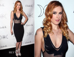 Rumer Willis In Minimale Animale & Lanvin - 'The Clothing Coven' Blog Launch Party