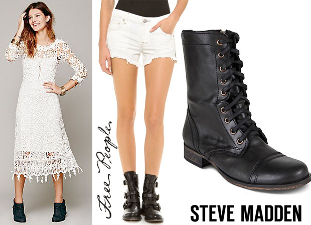 Selena Gomez In Free People