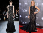 Sheryl Crow In Christian Siriano - ACM Awards 2014