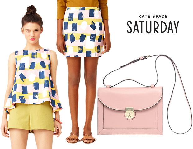 Solange Knowles In Kate Spade Saturday