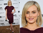 Taylor Schilling In Roksanda Ilincic - 3rd Annual Reel Stories, Real Lives Benefit