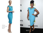 Teyonah Parris In Philip Armstrong - 'Mad Men' Season 7 LA Premiere