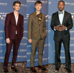 'The Amazing Spider-Man 2: Rise Of Electro' Rome Premiere Menswear Roundup