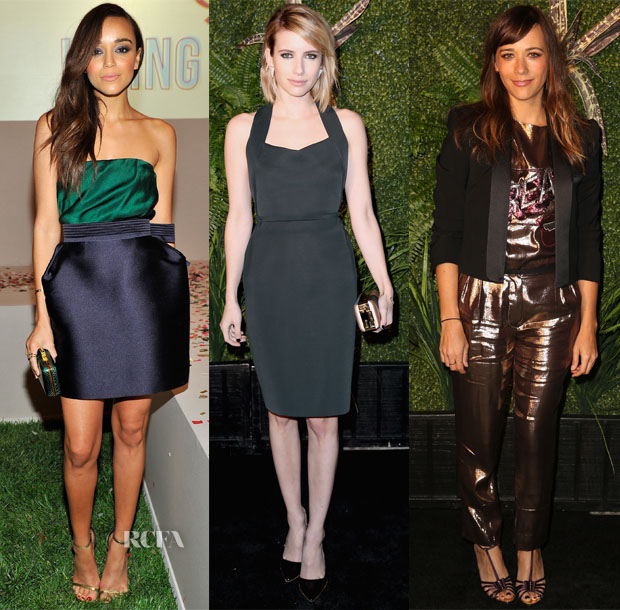 The Foundation for Living Beauty 3rd Annual Fashion Fundraiser Presneted by Lanvin