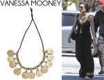Vanessa Hudgens' Vanessa Mooney 'La Vida Boheme' Necklace