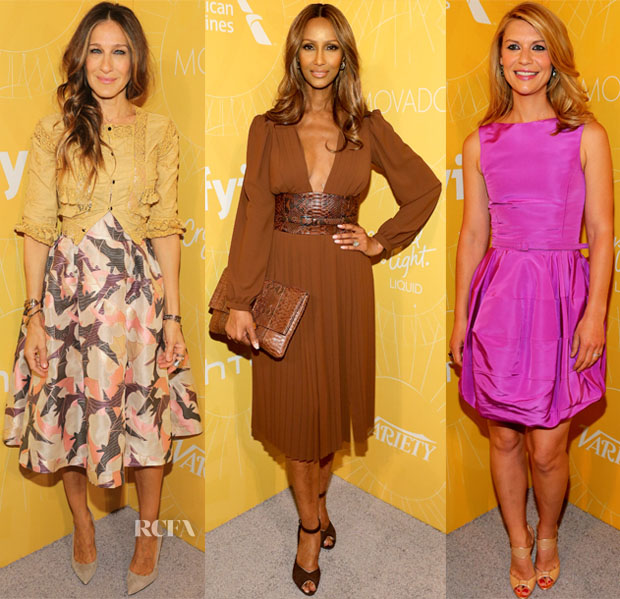 Variety Power Of Women New York Luncheon