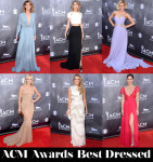 Who Was Your Best Dressed At The ACM Awards?