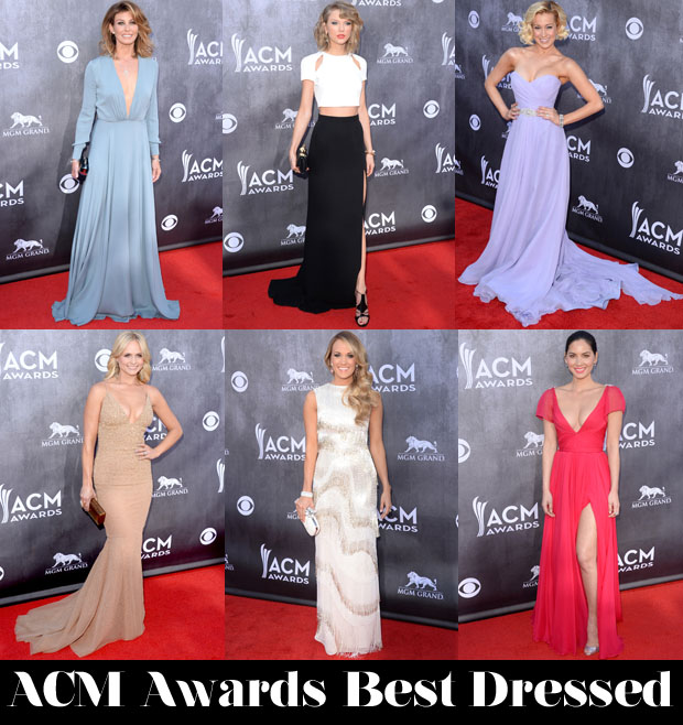 Who Was Your Best Dressed At The ACM Awards
