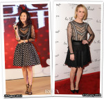 Who Wore Alberta Ferretti Better...Zhang Ziyi or Sarah Paulson?