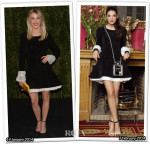 Who Wore Chanel Better...Julianne Hough or Juana Acosta?