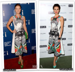 Who Wore Clover Canyon Better...Olivia Wilde or Kara Tointon?