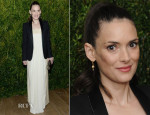 Winona Ryder In Maison Martin Margiela -  'Turks and Caicos' New York Screening