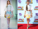 Zendaya Coleman In Peter Pilotto - Disney Channel Presents 2014 Radio Disney Music Awards
