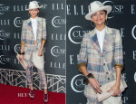 Zendaya Coleman In Vivienne Westwood Anglomania - ELLE's 5th Annual Women In Music Concert Celebration