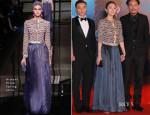 Zhang Ziyi In Armani Privé - 33rd Hong Kong Film Awards